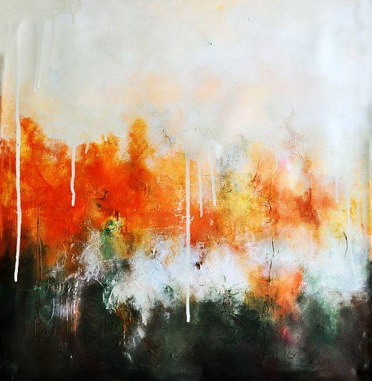 Autumn Feelings van Maria Kitano