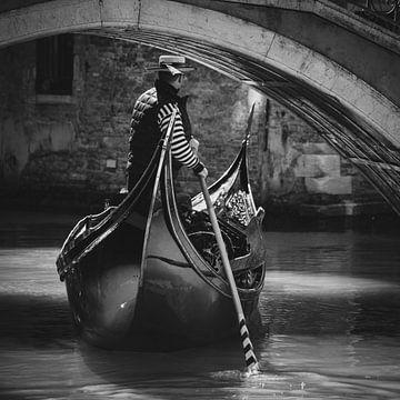 'Gondola, Gondola' sur Teun Ruijters