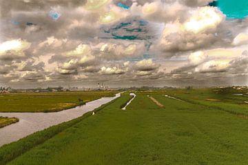 wolken 2 van Robert Lotman