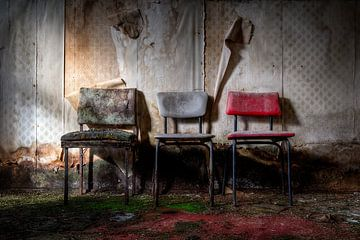 De stoelendans van Steve Mestdagh