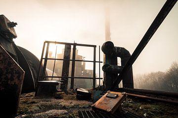 Tchernobyl givré