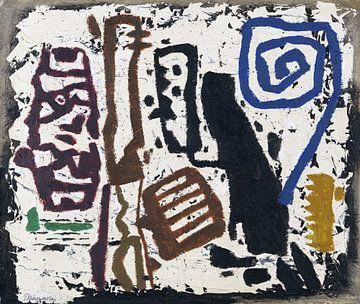 WILLI BAUMEISTER, OBU, 1948