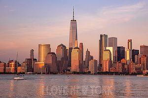 NYC: I love New York tijdens Gouden uurtje von