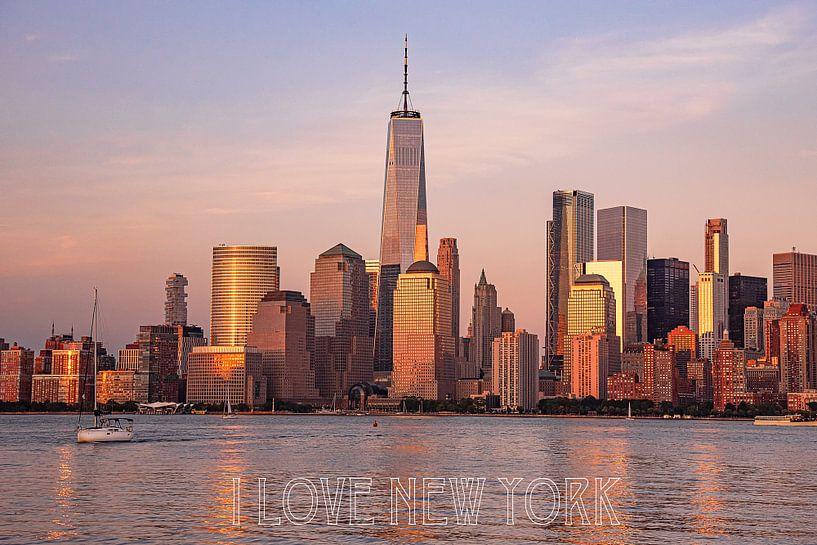 NYC: I love New York van Coby Bergsma