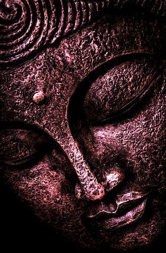 Buddha Darkred September 2020