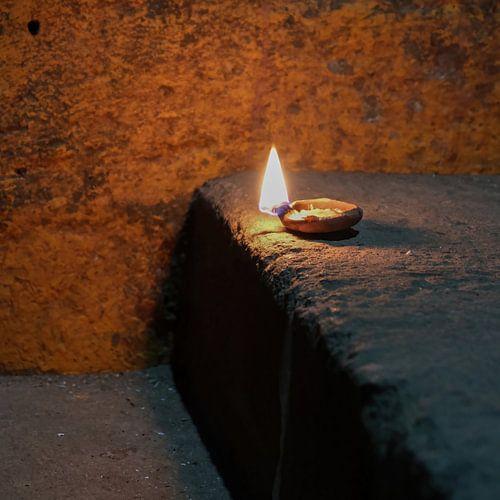Diwali, lichtjesfeest in India