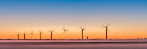 windturbines van