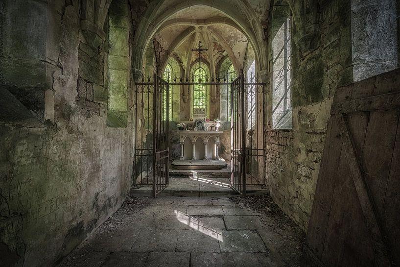 Boskapelletje van Maikel Brands