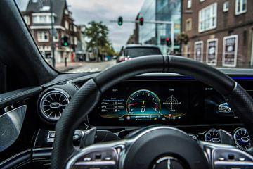 Mercedes-Benz AMG AMG GT 63 S 4 portes sur Bas Fransen