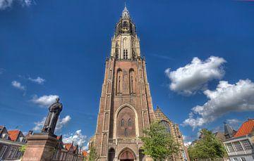 Nieuwe Kerk van Delft van