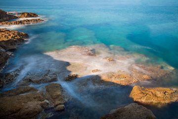 côte bleue en Italie sur Kristof Ven