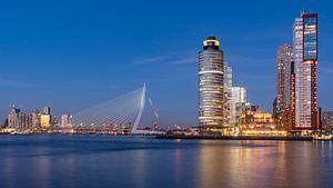 Scène urbaine Rotterdam sur