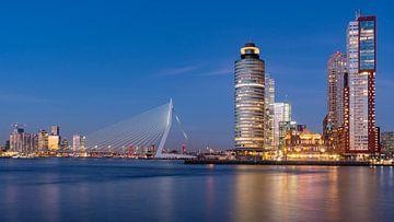 Stadspanorma Rotterdam van Jeroen Kleiberg