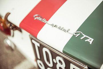 Alfa Romeo Giulia Sprint GTA sur Sytse Dijkstra