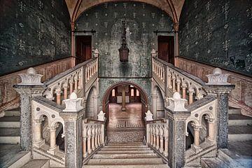 Chateau Grimpeur sur Marius Mergelsberg