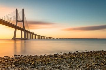 Ponte Vasco da Gama sur Robin Oelschlegel