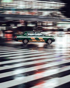 Hey Taxi! sur Cuno de Bruin