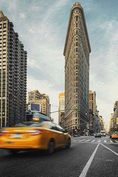 New Yorkse strijkijzer van Stefan Schäfer