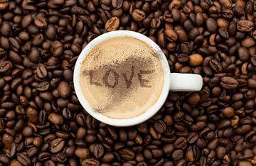 koffie LOVE! van Klaartje Majoor