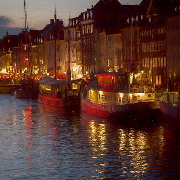 Kopenhagen von Andreas Wemmje