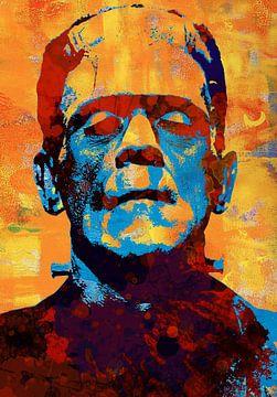 Frankenstein van Stephen Chambers