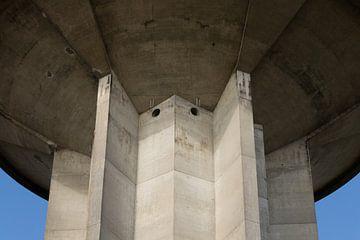 Watertoren Dokkum, Friesland von Tim Groeneveld