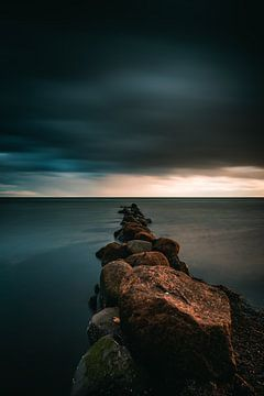 Ostsee von Oleg-Pitkovskiy-Art