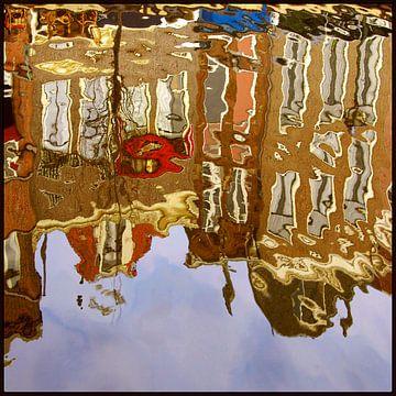 Reflets dans l'eau  van Alain Ulmer