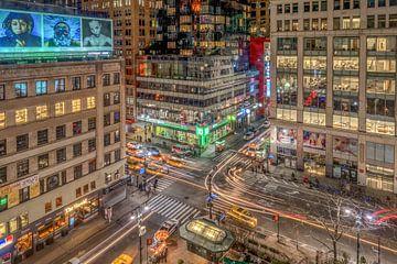 New Yorker Straßen von Reinier Snijders