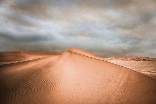 Zandduinen in de Namib woestijn in Namibie