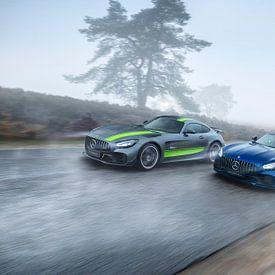 Mercedes-AMG GTR PRO & GTR Cabriolet sur Gijs Spierings