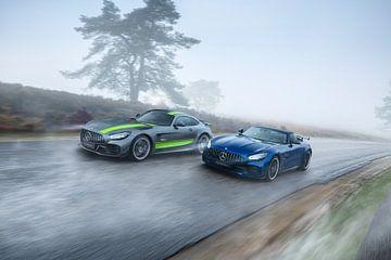 Mercedes-AMG GTR PRO & GTR Cabriolet