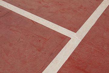 Oude tennisbaan von Jarretera Photos
