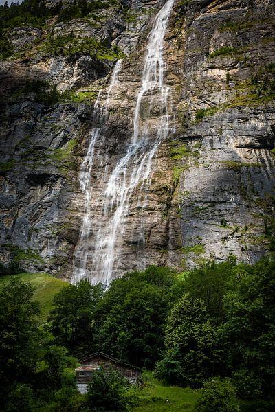 Cascade de Mürrenbach, Stechelberg sur Fenna Duin-Huizing