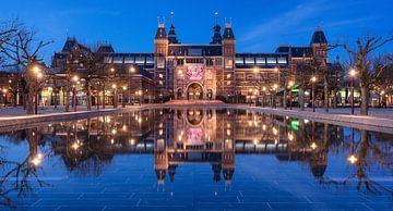 Rijksmuseum Amsterdam von Reinier Snijders