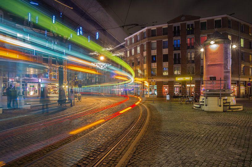 Living life in the fast lane van Jeroen de Jongh