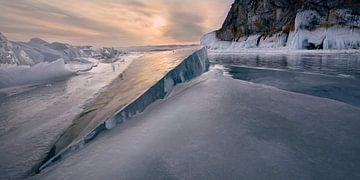 Eisscholle von Jeroen Florijn