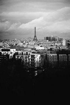 Parijs #1 van ILYA ZEMUAN