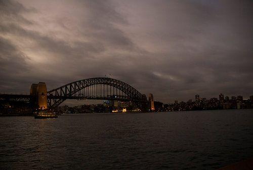 Sydney Harbour Bridge van