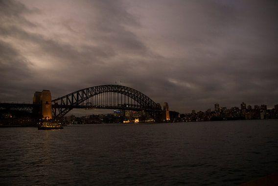 Sydney Harbour Bridge van Olaf Piers