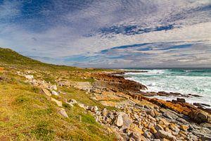 Kaap de Goede Hoop, Zuid-AFrika van Willem Vernes