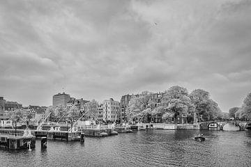 Amstelsluizen – Amstel – Amsterdam van Tony Buijse