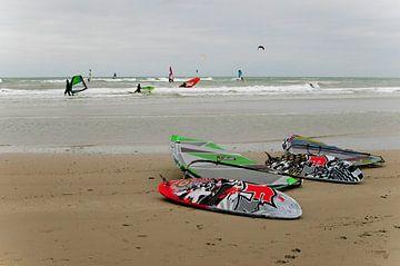 Windsurfing  von Erik Reijnders