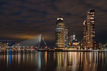Kijkend naar de de iconen van Rotterdam van Arno Prijs