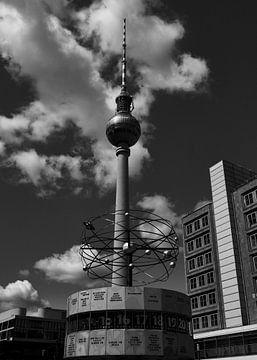 Alexanderplatz von Iritxu Photography