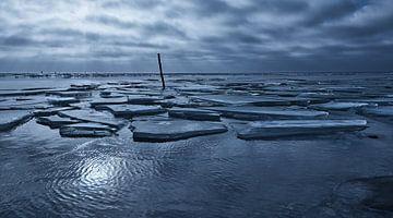 Arctisch landscap van peterheinspictures