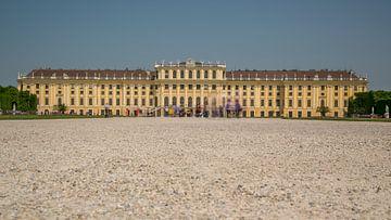 paleis schönbrunn  van