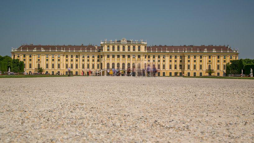 paleis schönbrunn  van Bart Berendsen
