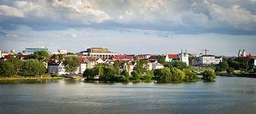 Moj Minsk / My Minsk von Marika Fugee