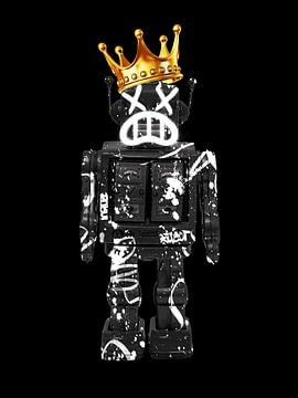 King Robot van Saydjadah Tehupelasury
